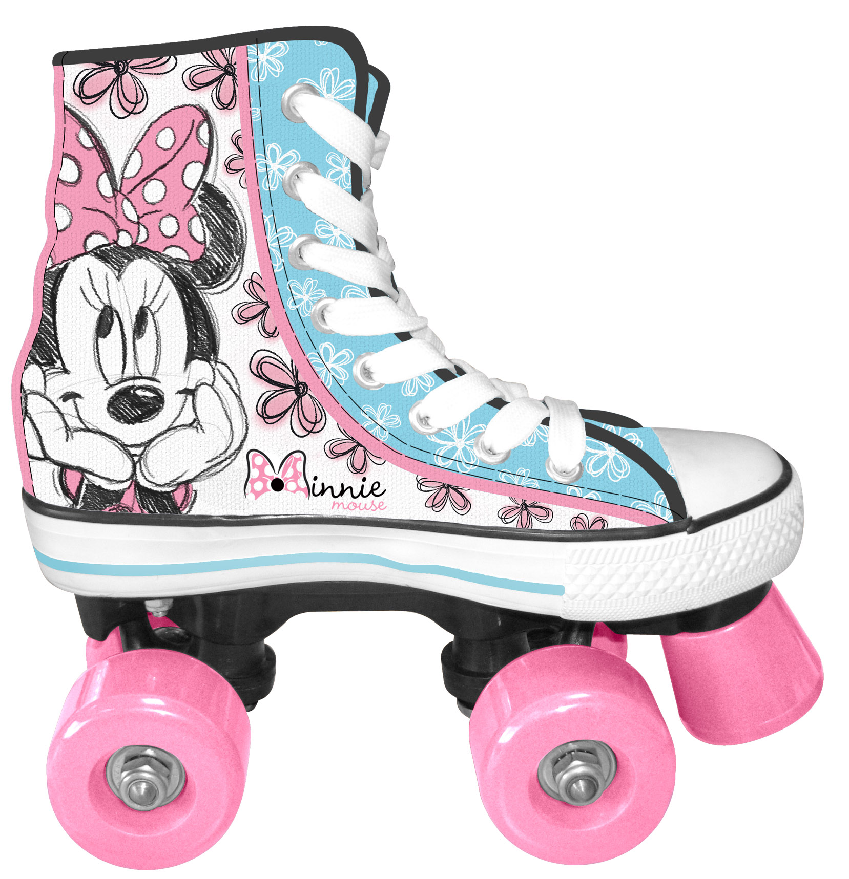 Patine cu rotile Minnie Mash-up 34